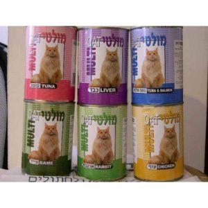 מולטי CAT במבחר טעמים