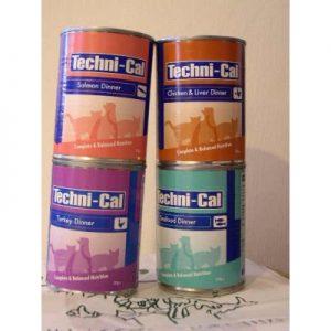 שימורים לחתולים Techni Cal
