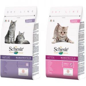 """שזיר לחתולים במגוון טעמים, 1.5 ק""""ג"""