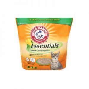 """חל אקולוגי לחתולים (תירס), 3.2 ק""""ג"""