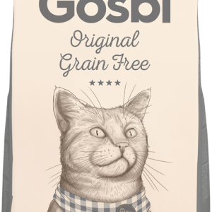 אוכל חתולים GOSBI Grain Free Adult