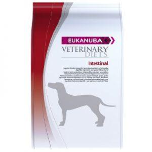 """יוקנובה אינטסטינל – מזון רפואי לכלבים, 5 ק""""ג"""