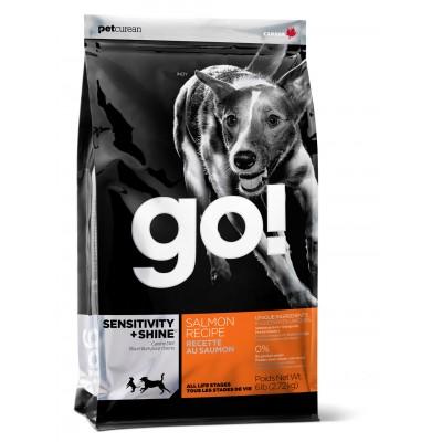 מזון לכלבים רגישים סלמון