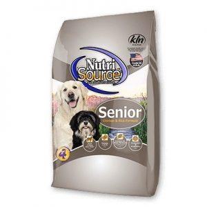 """נוטרי סורס סניור לכלבים,2.6 ק""""ג"""
