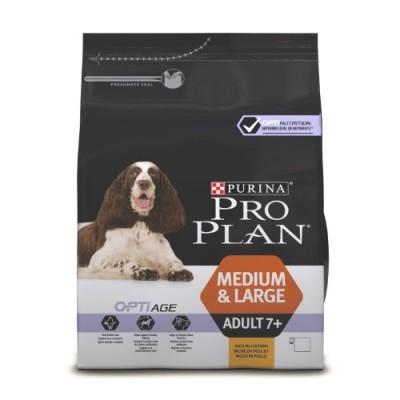 פרו פלאן סניור לכלבים מגזע בינוני גדול